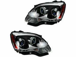 For 2007 2009 Gmc Acadia Headlight Assembly Set 14651tr 2008 Headlight Assembly