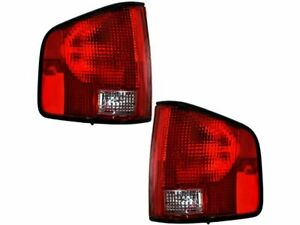 For 1994 2004 Chevrolet S10 Tail Light Assembly Set 39954gg 2002 2001 1995 1996