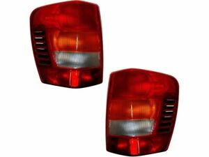 For 1999 2003 Jeep Grand Cherokee Tail Light Assembly Set 44198vc 2000 2001 2002