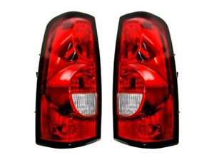 For 2004 2006 Chevrolet Silverado 1500 Tail Light Assembly Set 65553hr 2005