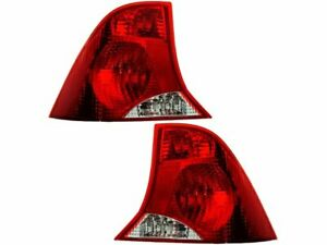 For 2000 2004 Ford Focus Tail Light Assembly Set Diy Solutions 72958nk 2001 2002