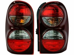 For 2005 2007 Jeep Liberty Tail Light Assembly Set 35626cs 2006