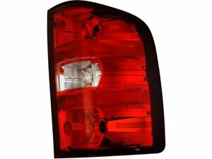 For 2007 2013 Chevrolet Silverado 1500 Tail Light Assembly Right 49286qt 2008