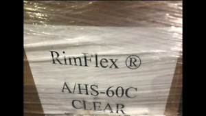 Thermoplastic Elastomer Pellets Rimflex Tpe Clear Rubber Pellets Resin 46 Lbs