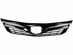 For 2012 2014 Toyota Camry Grille Upper 13485sr 2013 Grille Assembly