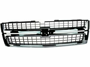 For 2007 2010 Chevrolet Silverado 3500 Hd Grille 64454jt 2008 2009