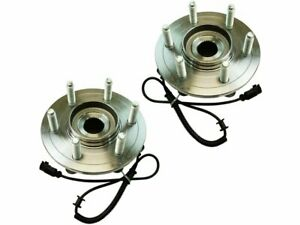 For 2011 2014 Ford Expedition Wheel Hub And Bearing Kit Rear 38629fn 2012 2013