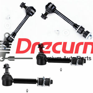 4pcs Front Rear Left Right Sway Bar End Links Kit For 96 02 Toyota 4runner 4wd