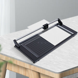 24 Inch Manual Rotary Paper Trimmer Sharp Precision Photo Paper Cutter 610mm