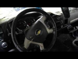 Steering Wheel 2009 Silverado Truck Pickup 1500 Sku 2579869
