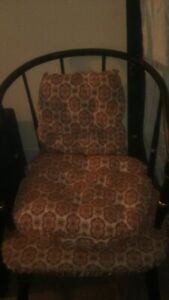 Antique Early 1960 S Rocking Chair