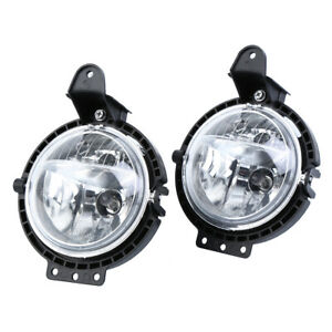 Samger 2 Pieces Fog Lights For R55 R56 R57 R58 Mini Cooper 2007 2015