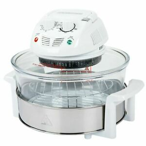 Classic Cuisine 1200w Halogen Counter Top Oven Fits A 16 Pound Turkey
