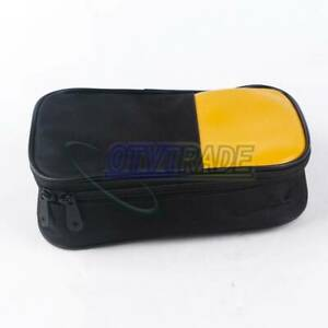 Soft Case bag For Fluke Multimeters 115 116 117 175 177 179 Fit C35 15b 18b 17b