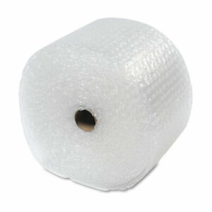 Sealed Air Recycled Bubble Wrap Light Weight 5 16 Air Cushioning 12 X 100ft
