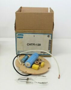 Crouse hinds Chtfi 120 Electronic Strobe Light Circuit Board Bulb New