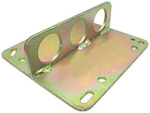 Allstar All10123 Steel Gold Iridited Engine Lift Plate Each