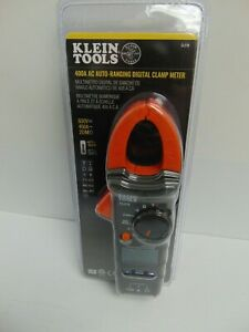 Klein Tools Digital Clamp Meter Ac Auto ranging With Temp Cl210 Brand New