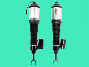Front Pair Air Suspension Shocks Fit Bentley Continental Gt Flying Spur Phaeton