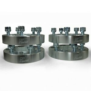4 Qty Billet Aluminum Wheel Spacers 12x1 50mm Studs For 2000 2001 Chevy Camaro
