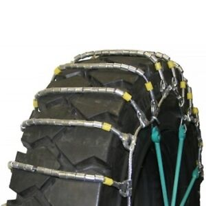 Quality Chain Forklift Cables 7 50 16 Fork Lift Tire Chains