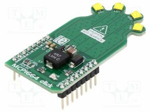 Mikroe 2548 Click Board Led Pwm Mcp1664 Mikrobus Connector 3 3 5vdc