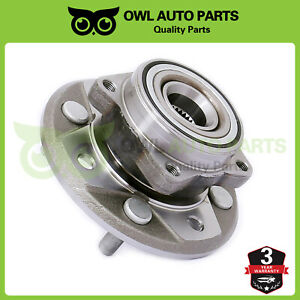 Front Wheel Hub And Bearing Assembly For 1990 1997 Acura Cl Honda Accord 513098