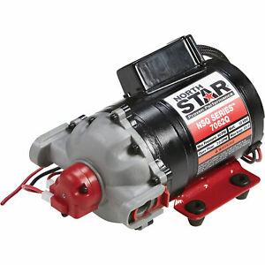 Northstar Nsq 12v On demand Diaphragm Pump W quick connect Ports 7 0 Gpm