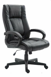 Sparta Xl Extra Comfortable Heavy Duty Office Chair 140 Kg