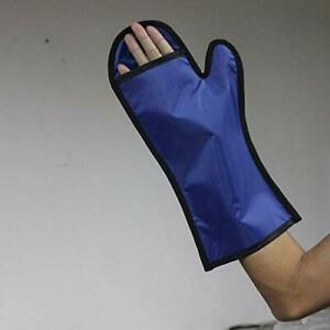 X ray Protective Gloves For Veterinary 0 5mmpb radiation Safety Leaded Vet Mitts