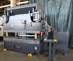 175tonx10 Cincinnati Model Autoshape As175 8 Hydraulic Press Brake Ybm 10217