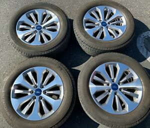 2019 Ford F150 Factory 20 Wheels Tires Oem Rims 10006 Fx2 Fx4 Stx Fl1007ha
