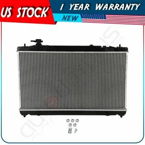 For 2007 2009 Toyota Camry L4 2 4l 2 5l Brand New Aluminum Radiator Fits 2917