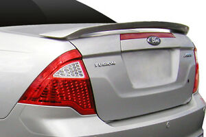Factory Story Rear Spoiler Painted Fits 2010 2012 Ford Fusion
