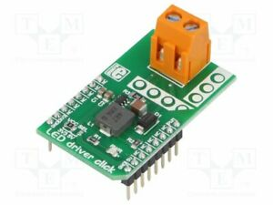 Mikroe 2676 Click Board Led Pwm Mcp1662 Mikrobus Connector 3 3 5vdc