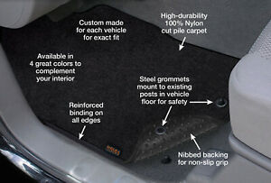 Fits 2008 Ford Expedition Floor Mat