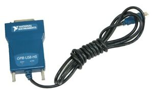 National Instruments Gpib usb b Interface Adapter Controller