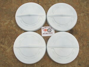 1964 1965 1966 Ford F 100 Pickup Truck Poverty Dog Dish Hubcaps Set Of 4