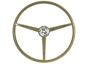 1965 66 Ford Mustang Steering Wheel Standard Ivy Gold