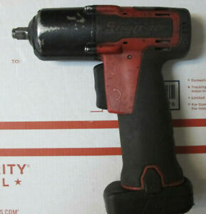 Snap on Cordless 3 8 Impact Driver Ct761