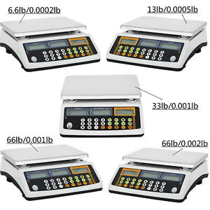 Counting Scale Digital Parts Coin Prime Precise Count Zero Function Food Postal