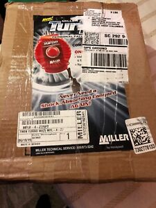 Miller Twin Turbo Fall Protection System 6 400lbs mfl 4 z7
