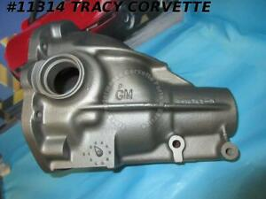 1965 Corvette Differential Housing Axle N Case Gm 3818753 Dated Am 8 10 64