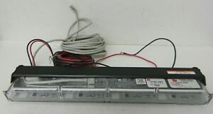 Federal Signal Signalmaster 4 Head Led Lightbar 15 Cnsm4f 00009