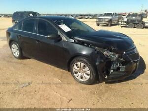 Engine 1 8l Vin H 8th Digit Opt Luw Manual Transmission Fits 11 15 Cruze 385003