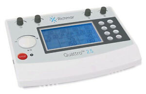 Richmar Quattro 2 5 Professional Electrotherapy Device Dq8450 New