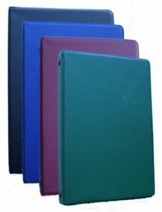 Mead 46001 vp Small Assorted color 6 ring Memo Notebooks 4 Pack