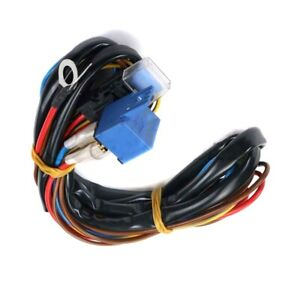 New Genuine Hella Off Road Driving Lights Lamp Wiring Harness 149147001