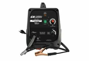 Campbell Electric Weld Mig flux Core Welder 120 Amp Output Wire Feed accessories