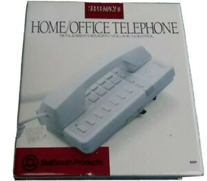 Supremacy Home office 13 Number Memory Telephone 850v Bellsouth Products Vtg Os